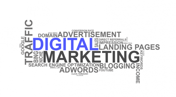 Digital marketing presence